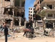 OPCW team has visited second Douma 'gas attack' site