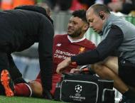 England's Oxlade-Chamberlain out of World Cup with injury