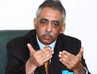 Vice Governor of St. Petersburg calls on Governor Sindh