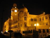 Dr. Saif-ur-Rehman assumes charge of Municipal Commissioner of Ka ..