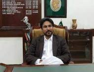 Commissioner Sibi Division inspects ongoing development schemes i ..