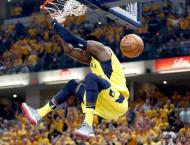 Indiana Pacers rout Cavaliers to force game seven