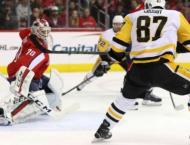 Braden Holtby shines as Capitals level series with Pens