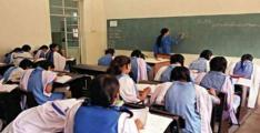 Sindh Textbook Board distributes free textbooks at Model School