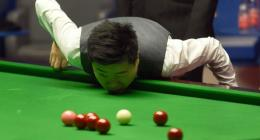 Ding erases slow start at World Championship