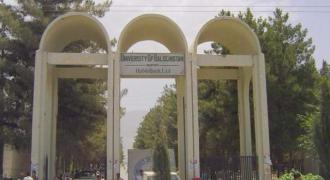 Delegation of students from various universities of country visit Balochistan University