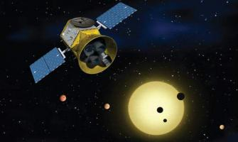 SpaceX poised to blast off NASA's new planet-hunter, TESS