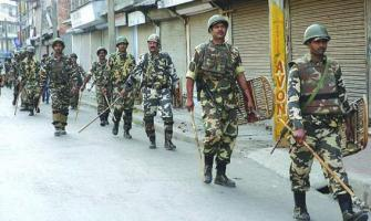 India to deploy 80 more paramilitary companies in IOK