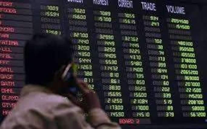 Pakistan Stock Exchange PSX Closing Rates 2 April 2018