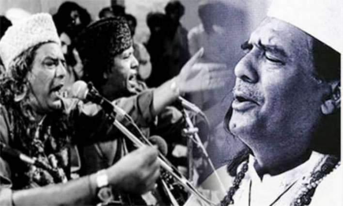 Renowned Qawwal Ghulam Farid Sabri remembered