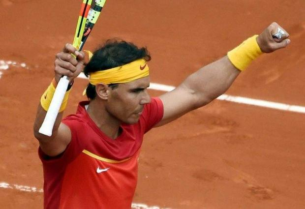 Germany open up 2-1 lead over Spain in Davis Cup tie