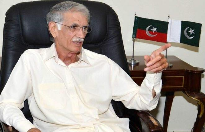 Khyber Pakhtunkhwa Cabinet with Chief Minister Pervez Khattak  cabinet approves draft of legislation against corporal punishment