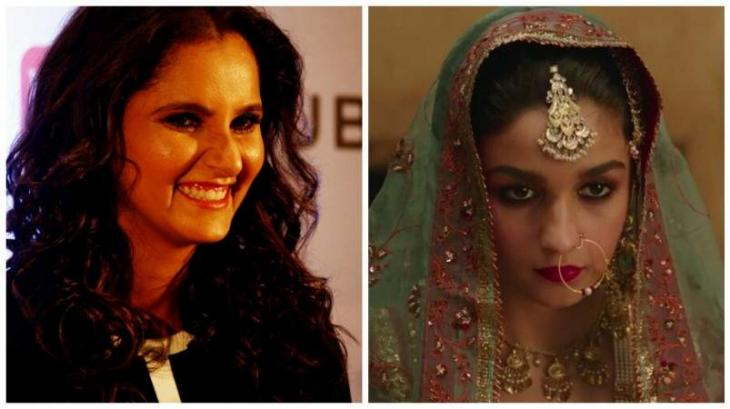 Sports Above Politics – Sania Mirza Gives Perfect Reply To