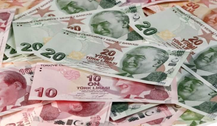 Turkey Lira Hits New Record Low On Syria Tensions
