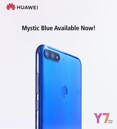HUAWEI Y7 Prime 2018 Puts The Market On Fire Again With