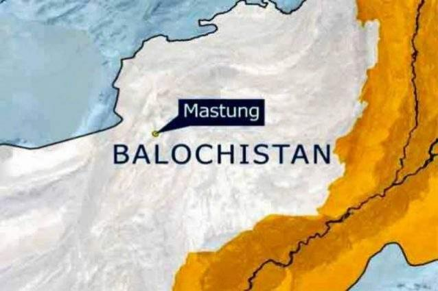 Two killed, 17 injured as bus overturns in Mastung