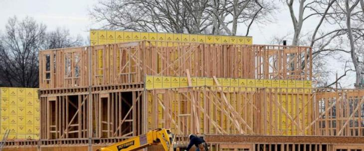 US apartment construction surges in March