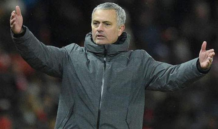 Mourinho warns Man Utd that top four isn't safe yet
