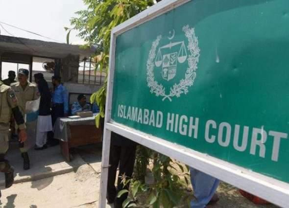 Islamabad High Court asks IGP to submit report about sale of drugs, liquor in Islamabad