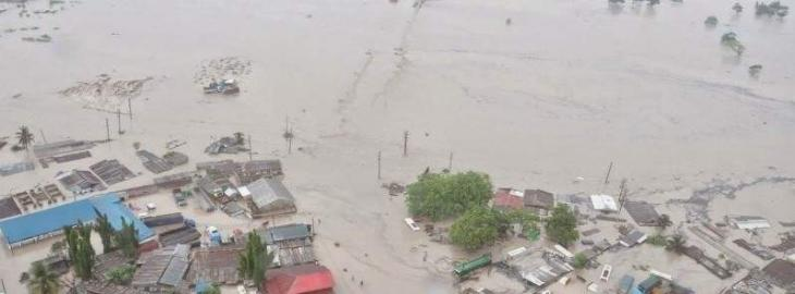14 killed in days of flooding in Tanzania city