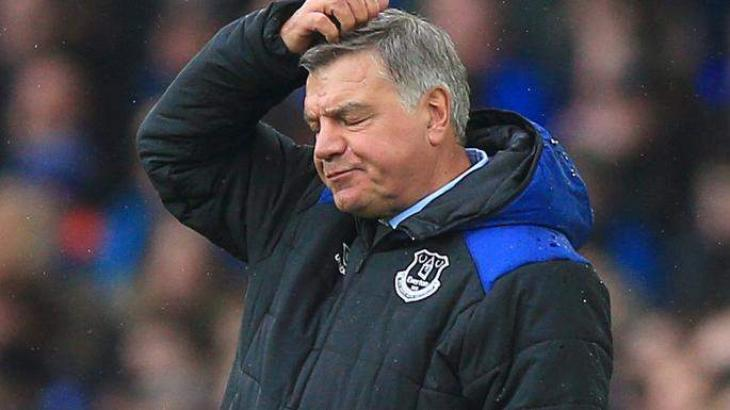 Everton ask fans to rate Allardyce