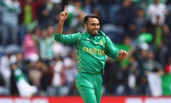 Faheem Ashraf to represent Pakistan cricket team