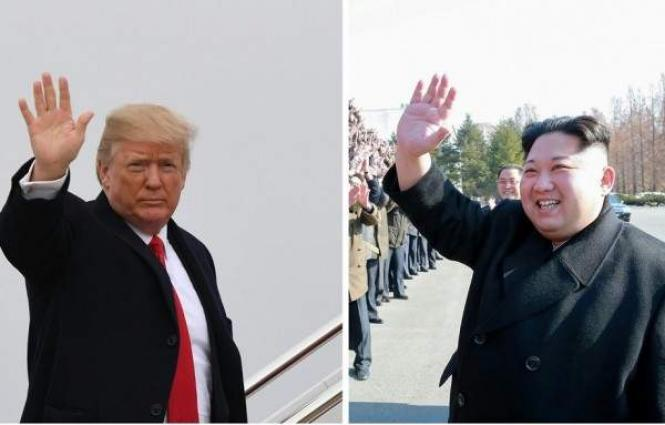 Image result for Trump praises N Korea's Kim as 'very open', 'honorable'