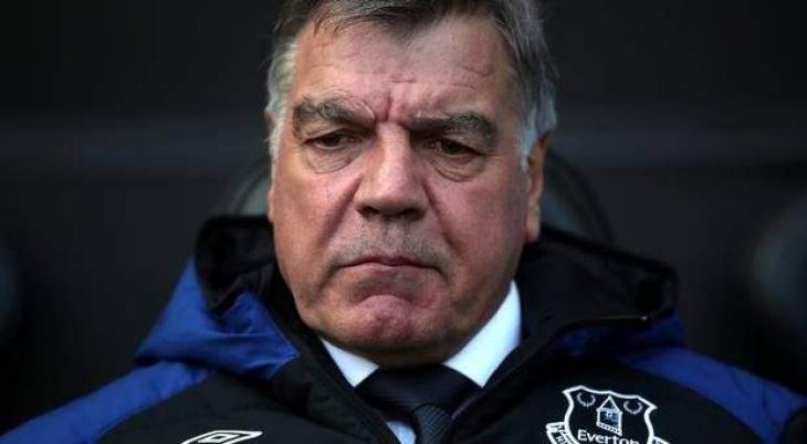 Everton boss Allardyce in London for crunch Moshiri talks