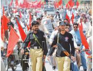 Labour Day observed across Balochistan
