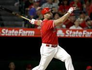 Angels' Pujols closes in on 3,000th career hit