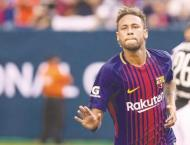 Brazil star Neymar back in Paris after operation: airport source
