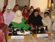 Over 300 special women imparted training
