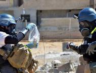 Chemical inspectors completes Douma mission: OPCW