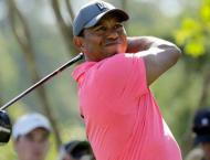 Tiger Woods on the cut line after 73 at Quail Hollow