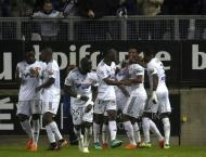 Amiens hold Paris Saint-Germain as Nimes end 25-year wait for pro ..