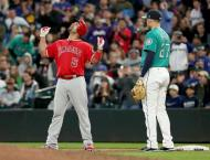 Angels' Pujols joins baseball's select 3,000-hit club