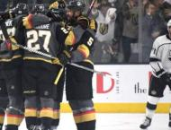 Knights, Lighting closing in after NHL playoff wins