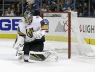 Expansion Knights sink Sharks to reach Conference finals