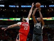 Warriors, Rockets reach brink of West final