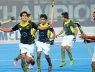 Pakistan to host Six-Nation Hockey Tournament in September