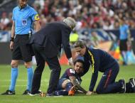 Brazil's Dani Alves suffers injury blow ahead of World Cup