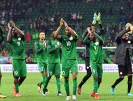 Nigeria monitoring Ebola before DRCongo World Cup warm up
