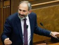 New Armenia PM sacks heads of police, security service