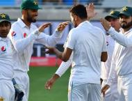 Cricket: Ireland v Pakistan teams