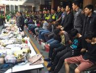 Thai police seize $45m-worth of meth from convoy in Bangkok