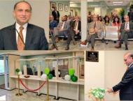 Ambassador Inaugurates remodelled Consular Wing at Pakistan Embas ..
