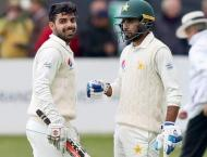 Shadab and Faheem revive Pakistan in Ireland's inaugural Test