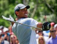 Tiger fires 65, best round of year, to rise at Players