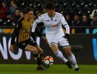 South Korea's Ki leaves relegated Swansea
