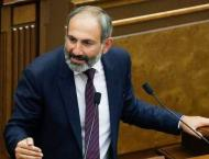 New Armenia PM tells Putin Moscow ties will remain close